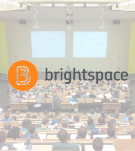 Using Mediasite with Brightspace