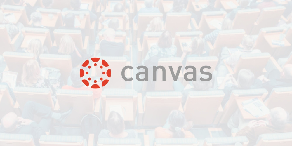 Watching Your Mediasite Video from Within Canvas